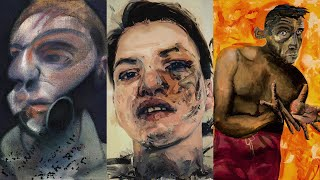 A Masterclass in Portraiture by Francis Bacon, Jenny Saville and Albert Oehlen