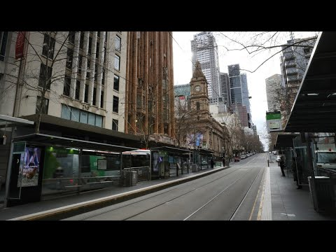 Melbourne saw an 'almost exodus' as 8,000 people left in six months