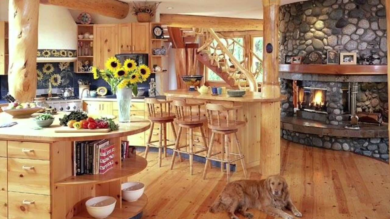 Log Home Interior Design Tips