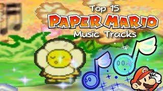 Top 15 Paper Mario Music Tracks