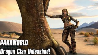 Paraworld Gameplay - Dragon Clan Unleashed!