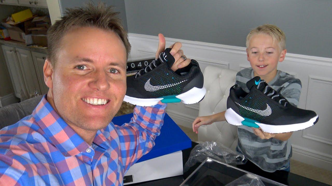 Nike Hyperadapt Ebay