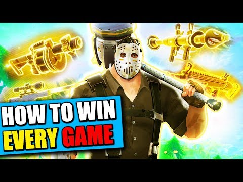 WIN ALL YOUR FORTNITE GAMES!