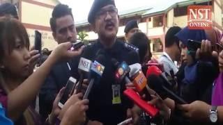 Polling process in Kuala Kangsar proceeding smoothly, says Perak police chief