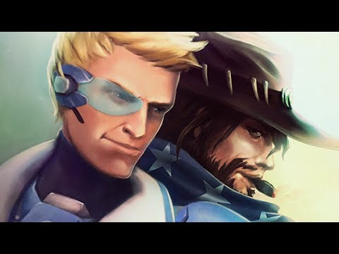 TEMOS 2 DPS! - Overwatch Way to GRANDMASTER!