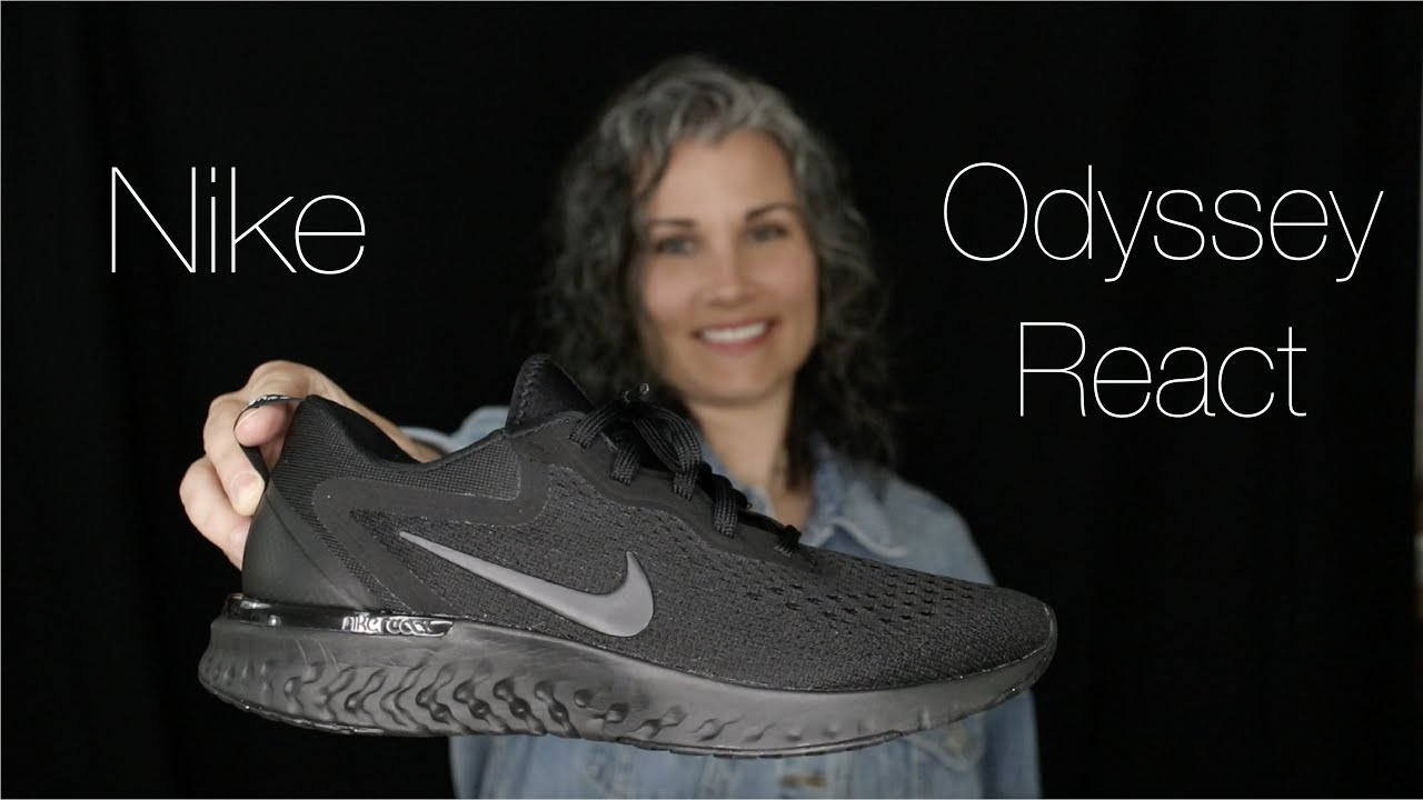 d43f42a546a02 Nike Odyssey React Running Shoe Review - YouTube