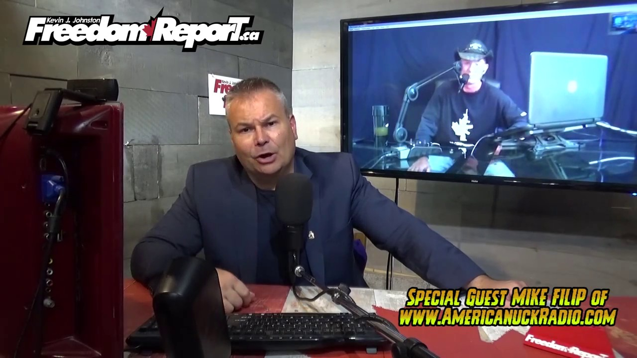 Kevin J Johnston Arrested Under Motion M103   A Chat With Americanuck Radio