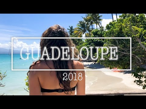 Guadeloupe 2018 Adventures - Dji Spark - iPhone 8 - Zhiyun Smooth 4 #Guadeloupe