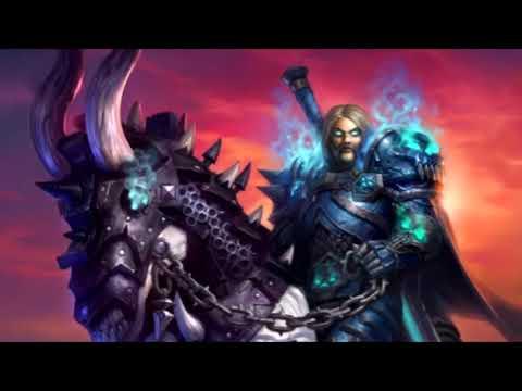 World of Warcraft - реплики Тораса Троллебоя