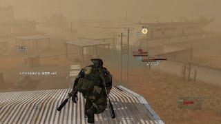MGS5 TPP スカルズ簡単無効化法 Mission16 売国の車列 完全ステルス非殺傷S thumbnail