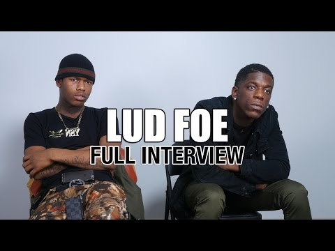 'The Vlad Couch' ft. Lud Foe (Full Interview)