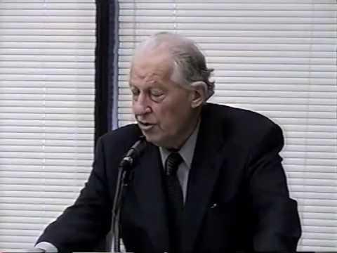 Harold J. Berman on the coming Iraq War