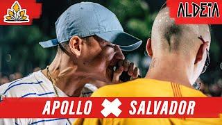 Salvador x Apollo   SEMIFINAL   181ª Batalha da Aldeia   Barueri   SP