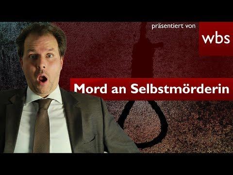 Mord mit Einverständnis? - Der Mann, der eine Selbstmörderin töten wollte | RA Christian Solmecke