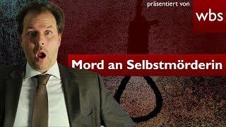 Mord mit Einverständnis?  Der Mann der eine Selbstmörderin töten wollte  RA Christian Solmecke