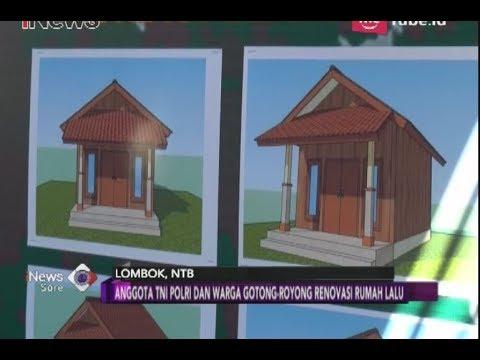 Gerak Cepat untuk Renovasi, Inilah Desain Rumah Lalu Muhammad Zohri - iNews Sore 16/07