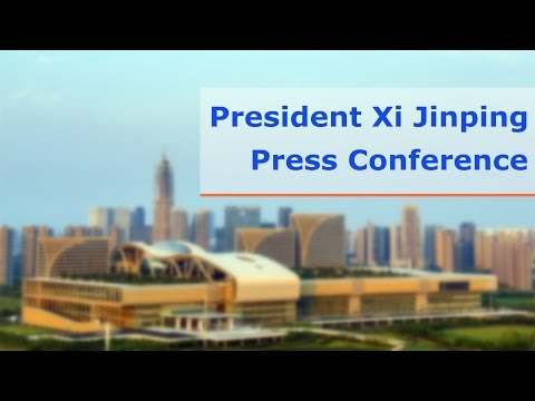 President Xi Jinping holds press conference after G20 summit
