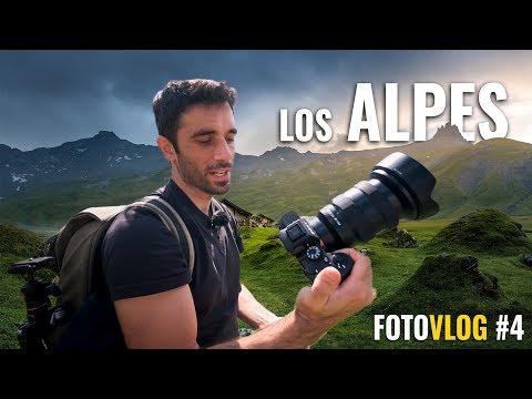 FOTOGRAFIANDO los ALPES | FotoVlog #4