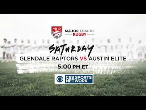 MLR | Glendale Raptors vs. Austin Elite
