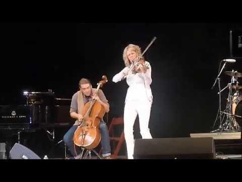 Natalie MacMaster   Main Stage Night  set  @ 2014 Philly Folk Festival