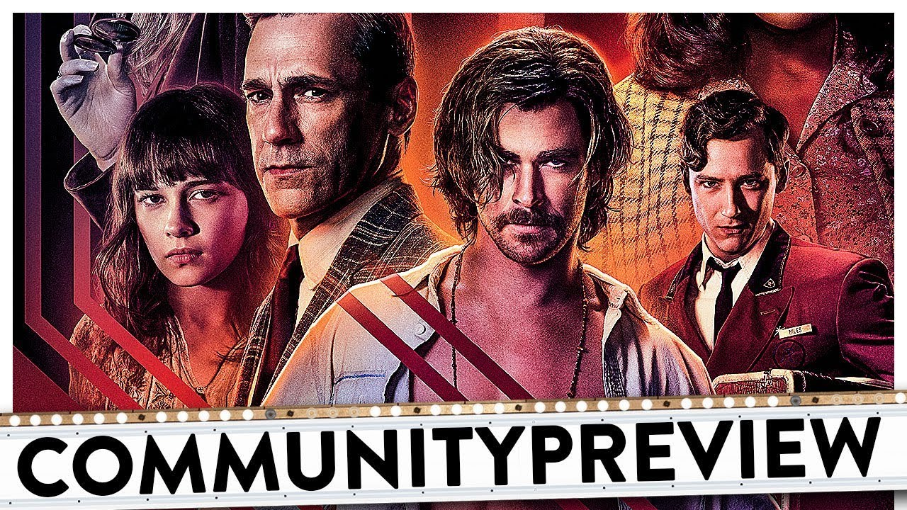 So reagiert das Publikum bei BAD TIMES AT THE EL ROYALE | Communitypreview
