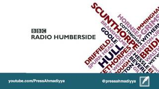 BBC Humberside | Muslim Youth Standing for Peace