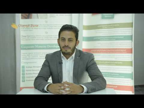 Eyad Abo-Ghoush - Mini MBA in Practice Graduate Testimonial