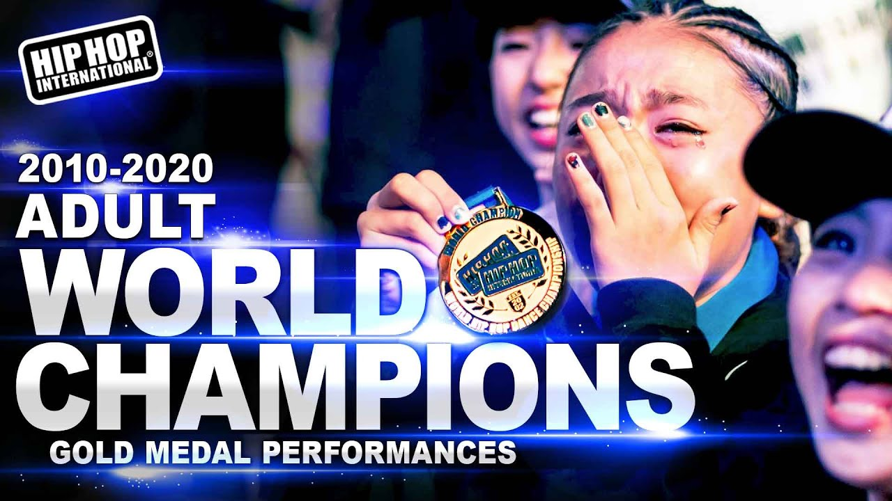 Download S Rank - USA (Gold Medalist Adult) at 2017 HHI World Finals