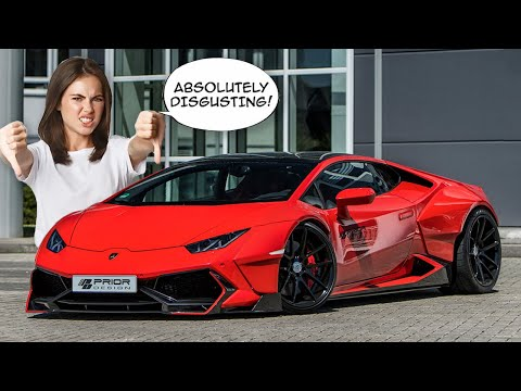 9 Cars That Girls HATE! This is why you're single...