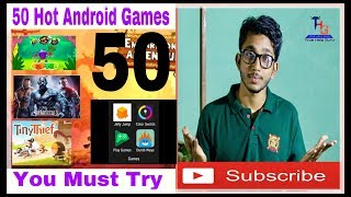 Top 50 hot Android games you must try.. ( Download now ) game news..