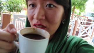 Reaksi Orang Jepang Pertama Kali minum Coklat Hangat Indonesia