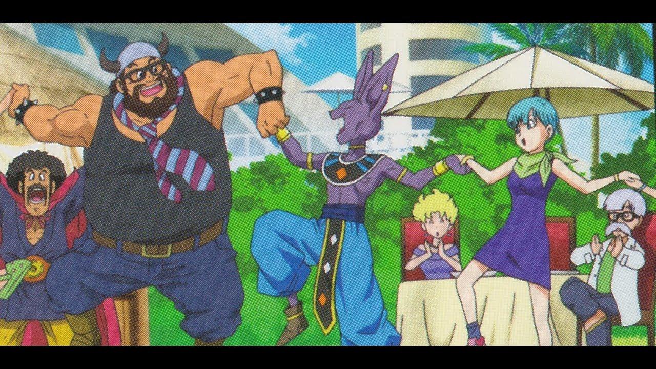 Dragon Ball Z Battle of Gods full movie english subtitles ...
