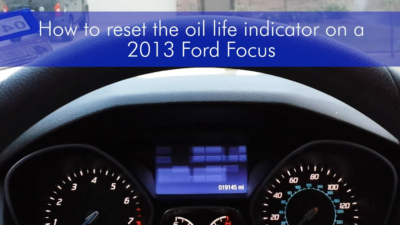 2013 Ford Focus Oil Change | Top New Car Release Date