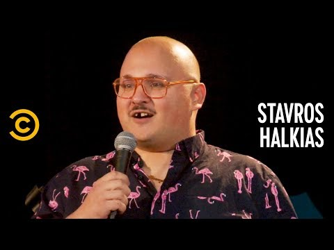 No One Had Rough Sex in the 50s - Stavros Halkias