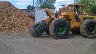 Clark Ranger 666B Log Skidder sn# 513E