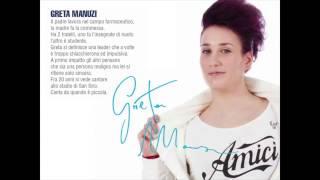 """Amici 2013 - Greta Manuzi """"SOLO RUMORE"""""""