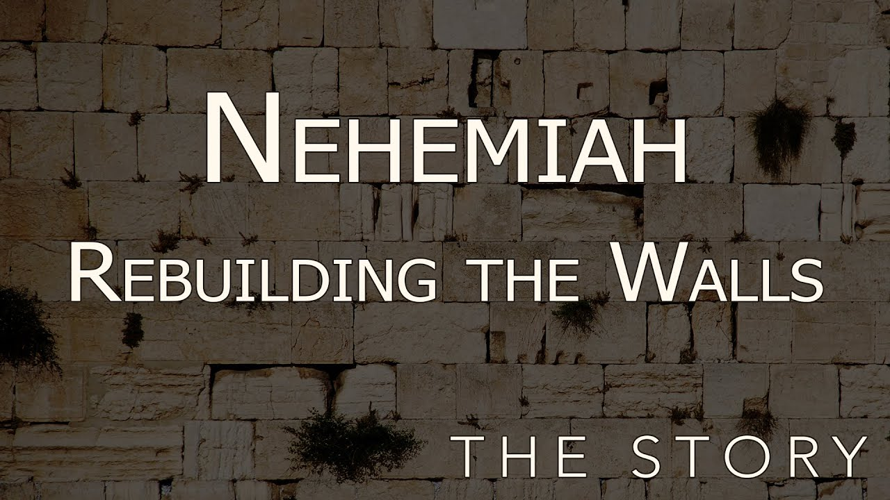 Nehemiah 417 who were rebuilding the wall The laborers
