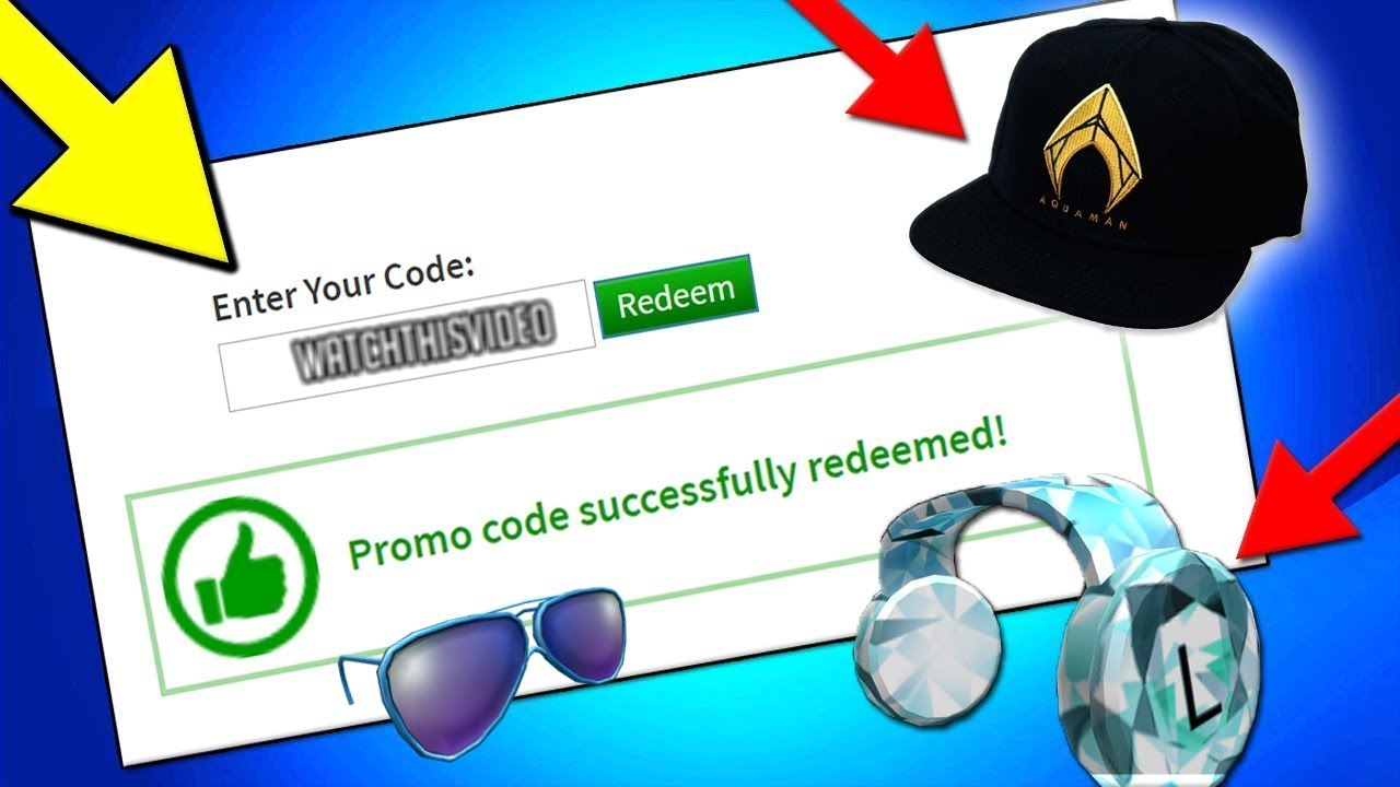 New Roblox Promocode May 2019 Youtube