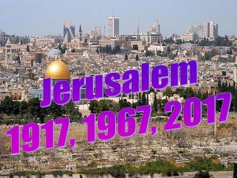 Jerusalem 1917   -  2017