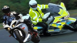 Police Chase Compilation Best 2015 Motorcycle And Car Crashes & Fails