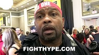 ROY JONES JR. REACTS TO PACQUIAO'S DOMINANT WIN OVER ADRIEN BRONER; BREAKS DOWN THE PERFORMANCE
