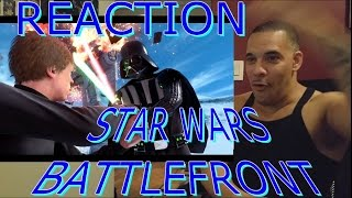 "Star Wars Battlefront 3 ReAction ""Gameplay E3"""