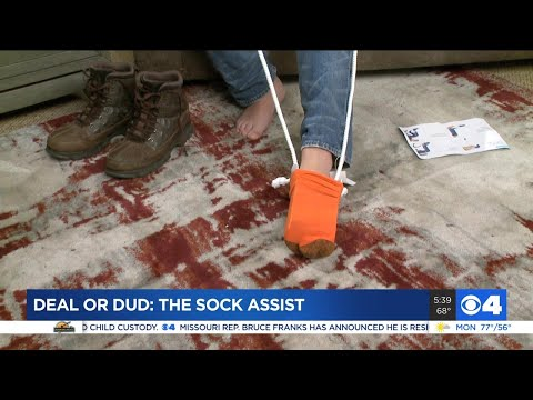 Deal Or Dud: Sock Assist