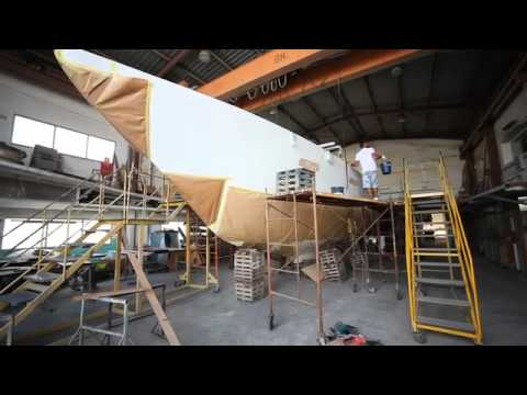 The New Belliure B50 SY sailboat