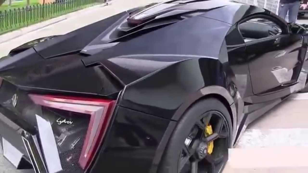 Bugatti Veyron Hypersport bugatti veyron mansory vivere vs lykan hyper sport (http://www