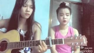 Đơn Phương guitar cover - Ngân chan & Quyên Moon