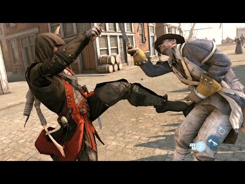 Assassin's Creed 3 Rampage with Black Outfit & Snares