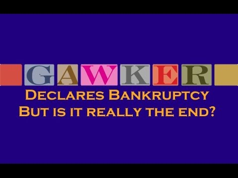 Riff Vues News: The end of Gawker Media? Not quite...