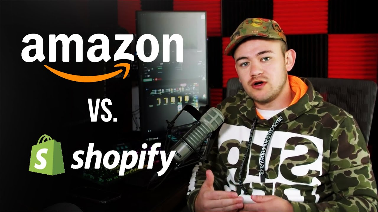 Amazon Dropshipping VS Shopify - Best Ecom Business Model In 2020