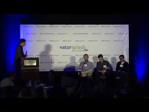 Vator Splash LA 2016 - Lightspeed VP, Mucker Capital and Wavemaker Partners on LA startup scene